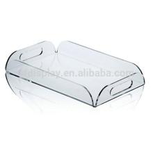 Modern Factory Transparent Acrylic Tray,Display Tray,Jewelry Display Tray