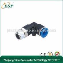 ESP pneumatique une touche mâle femelle mini 90 degrés coude raccords de tuyau