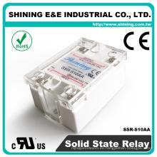 SSR-S10AA Homologación UL / CE Relé eléctrico de estado sólido AC 10A SSR