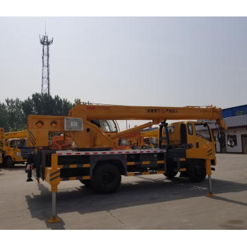 Kecil Mini Mobile Truck Mounted Crane