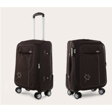 Sac à bagages en nylon de haute qualité à l'intérieur du chariot
