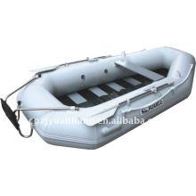 slater floor inflatable fishing boat 300