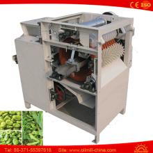 Tipo húmedo de frijol ancho Almendra Peeler Chickpea Peeling Machine