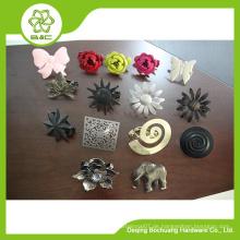 Home dekorative Metall Vorhang Clips