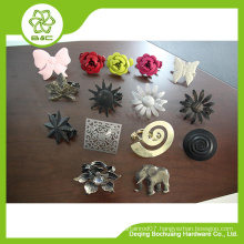 home decorative metal curtain clips