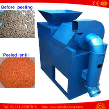 Tk-400 Broad Bean Black Soybean Peas Lentil Peeling Machine