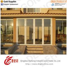 Porta de PVC / porta deslizante do PVC / porta exterior / porta interior