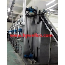 High Efficiency Conveyor Mesh Belt Dryer for Vegetable