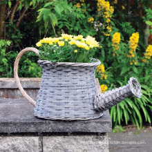 Newest Poly Rattan Outdoor Decor Planter - Pottery