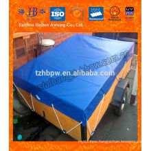 Fireproof 400g-700g Green Tarpaulin Cover with Competitive Price