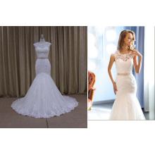 Кружевной Воротник Свадебные Платья