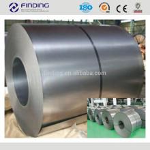 Высокое качество цинка покрытие холодной прокатки ширина 1200 мм Сталь оцинкованная катушка с сертификации