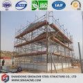 Oficina de Elevação em Estrutura de Aço Peb Galpão com Grua
