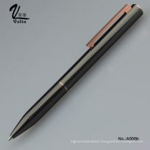 Wholesale Office Supply Twist Open Metal Ball Pen