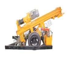 HQZ TYPE OF Hydraulic Pneumatic Diesel Blasting Rock Mining Drilling Rig Efficient pneumatic drilling machine