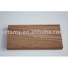 échantillon de bois