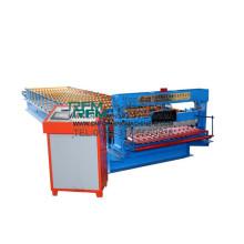 FX Wellblechumformmaschine