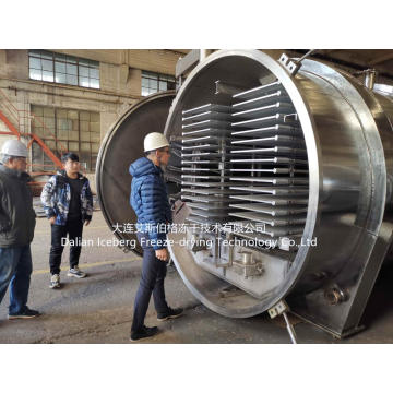 200 Meter Persegi Freeze dryer.