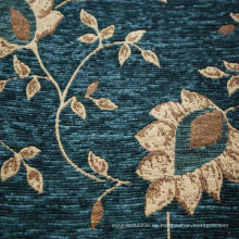 Jacquard Chenille Fabric for Sofa Tapizado de tela