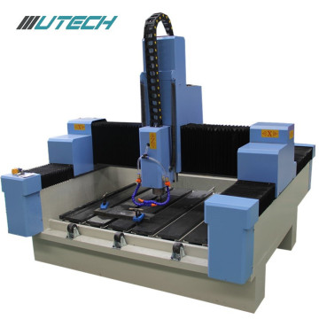 Cheap Tombstone / Marble / Granite 3 Axis Stone Cnc Router