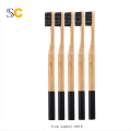 Hot Selling Bamboo Toothbrush Round Handle
