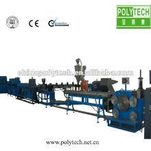 Wassersparende fortgesetzte Streifen-Art Tropfen-Bewässerungs-Rohr-Produktionsanlage / Herstellungs-Maschine