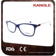 Fashion trendy styles acetate optical frames and eyeglasses eyewear