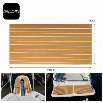 Melors Non Skid Mat UV ανθεκτικό Faux Deck