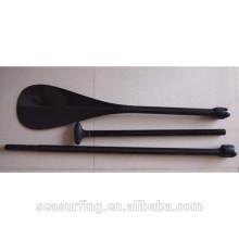 3 pcs carbon adjustable paddle with 90% carbon 3K