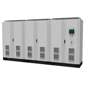 500V 1000A 500KW DC Power Supply Dengan CE