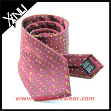 Tejido de seda 100% natural para corbata