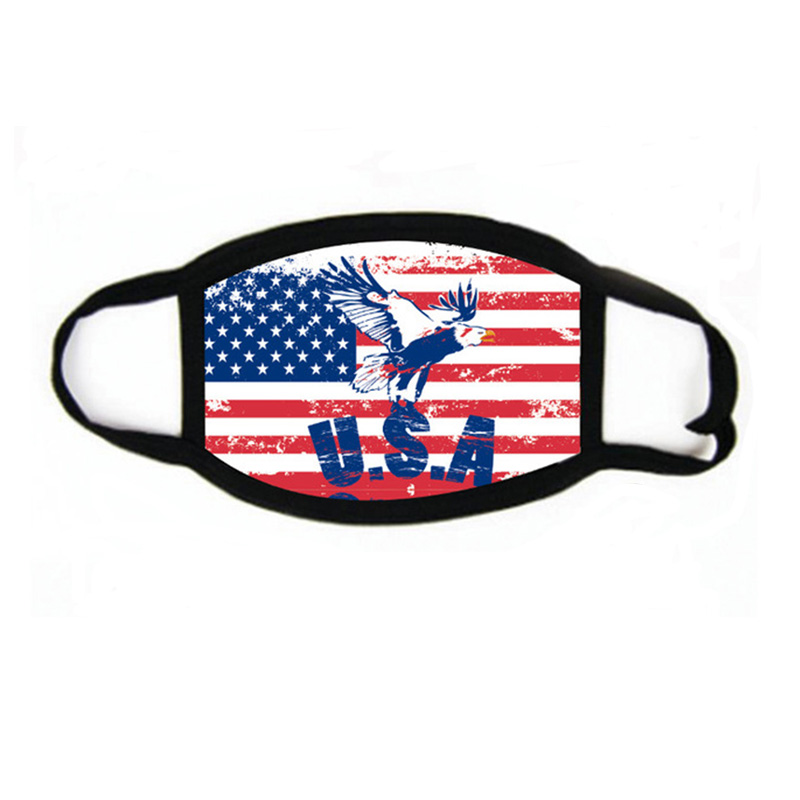 Cotton Washable USA Protective Masks
