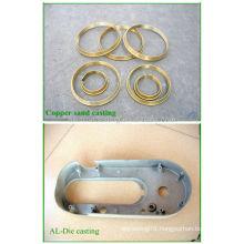 copper die castings part,car die casting part