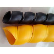 Proteção de mangueira flexível de boa qualidade para mangueira de borracha