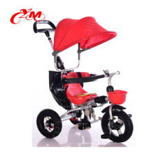 Alibaba online Großhandel Baby Dreirad neues Modell / Klappfahrrad Kind Dreirad / Mini Kunden Dreirad für Kinder Fahrrad