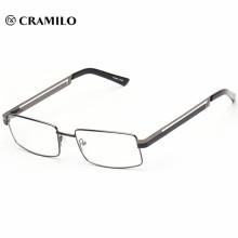 Marca de gafas de memoria esencial para marcos ópticos