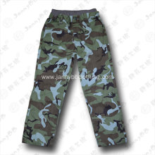 Wholesale military camouflage fabric pants