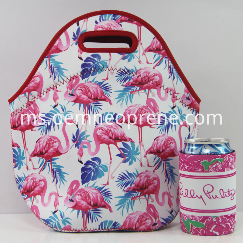 Alt Flamingo Lunch bags