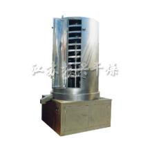 Serie LZG Secadora de vibración de hélice Tipo Química Secadora de gránulos