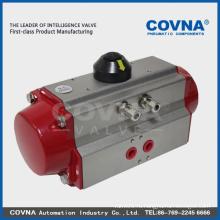 Пневматический сервопривод с пневмоприводом пружинный возвратно-поступательный привод двойного действия