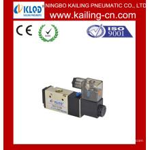Control neumático neumático / 3V210-08 Válvula solenoide de la serie 200, válvula de control neumática, válvula solenoide reversa