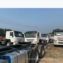 Second Hand Howo Tractor Head Truck