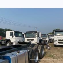 Caminhão de segunda mão Howo Tractor