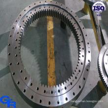 swing gear,swing bearing for crane,Three-row slewing ring bearing