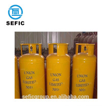 Competitive Price Ammonia Gas Cylinder GB5100 Industrial Ammonia Cylinder High CN;SHG