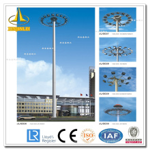 Revêtement en poudre High Mast Lighting Post