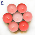 Hot sale cheap and high quality tealight candle