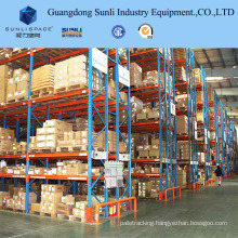 Q235B Warehouse Storage Pallet Rack