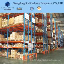 Q235B Warehouse Storage Pallet Rack