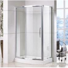 Louça sanitária com porta de chuveiro